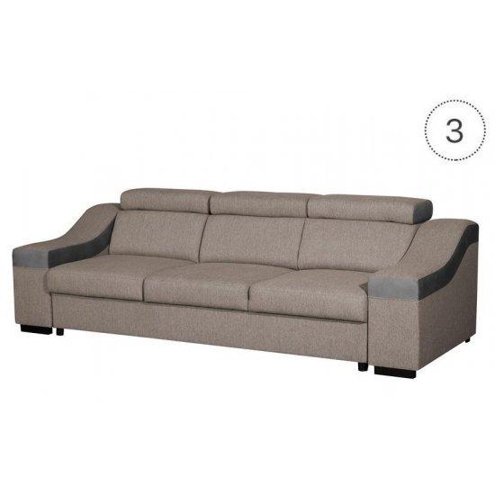 Royal 3-as kanapé