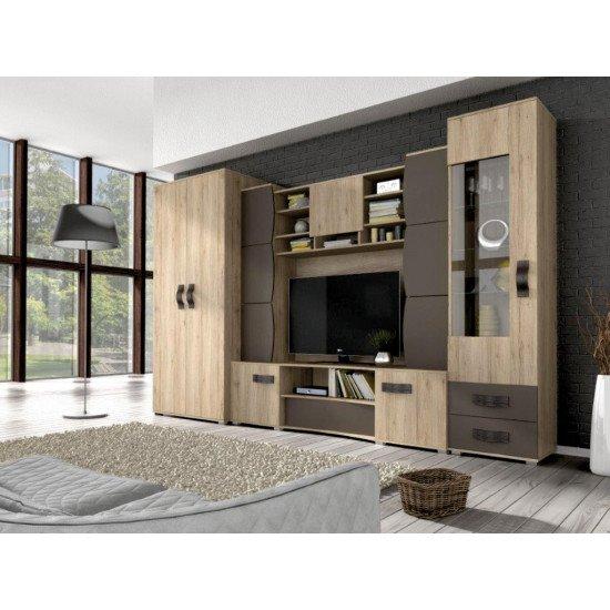 Remote nappali szekrénysor